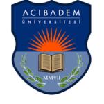 ACIBADEM ÜNİVERSİTESİ